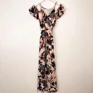Gorgeous floral print dress